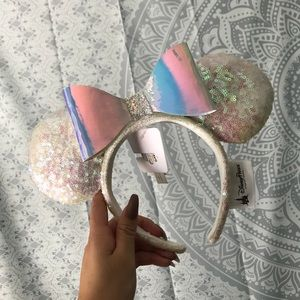 Holographic Minnie Ears